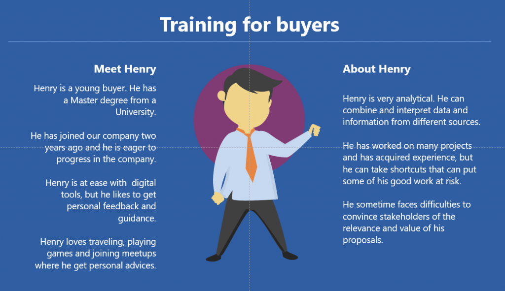 Training for Buyers